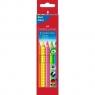 Kredki Jumbo Grip Neon - 5 kolorów (110994 FC)