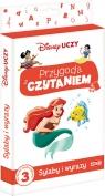 Disney Uczy Księżniczka Przygoda z czytaniem Sylaby i wyrazy