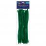Druciki kreatywne, 25 szt. x 30cm - ciemno-zielone (KSDR-024)