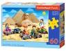 Puzzle Quad Bikes at Giza Pyramids 60 (B-066018)