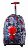 Coolpack - Disney - Jack - Plecak na kółkach - Spider-man Black (B53303)