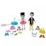 Enchantimals: Taniec na lodzie - Zestaw do zabawy + lalki Patterson i Preena