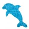 Sablon do układanie koralików Delfin