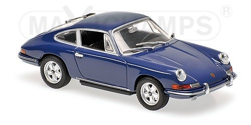 Porsche 911 1964 (blue) (940067121)