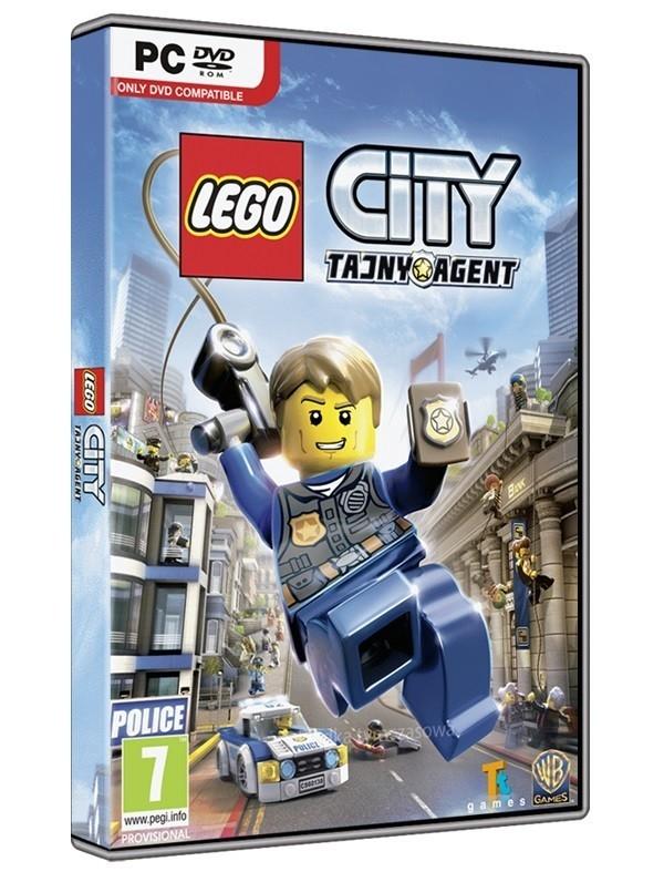 Gra PC City Tajny Agent (5908305217947)