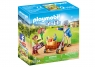 Playmobil City Life: Babcia z chodzikiem (70194)Wiek: 4+