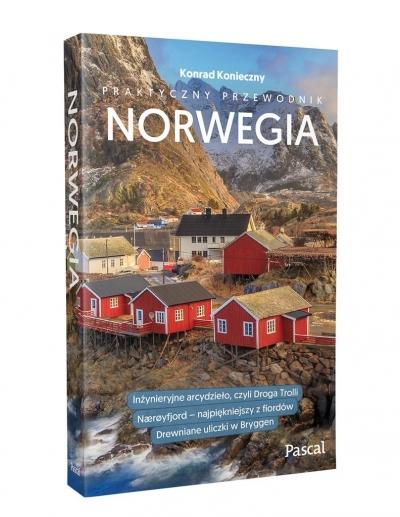 Praktyczny przewodnik - Norwegia Konrad Koniczny, Weronika Sowa