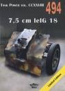 7,5 cm lelG 18. Tank Power vol. CCXXVIII 494 Janusz Ledwoch
