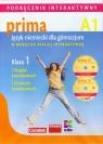Prima A1 Język niemiecki Podręcznik interaktywny CD Klasa 1 gimnazjum, w