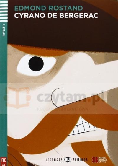 Cyrano de Bergerac +CD audio Edmond Rostand