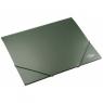 Teczka PP Titanum z gumką A4 - zielona (195179)