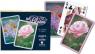 Karty do gry Piatnik 2 talie Rozkwit, Mak+Róża
