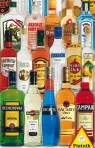 Puzzle Piatnik Alkohole 1000 elementów