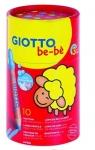 Kredki dla najmłodszych Giotto, 10 kolorów