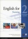 English for Nursing 2 Course Book + CD