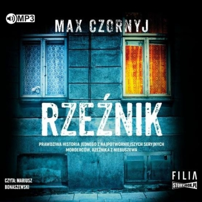 Rzeźnik (Audiobook) Max Czornyj
