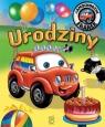 Urodziny Samochodzik Franek