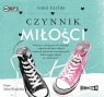 Czynnik miłości (Audiobook) Łacina Anna