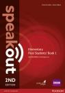 Speakout 2ed. Elementary Flexi 1. Coursebook with MyEnglishLab Frances Eales, Steve Oakes