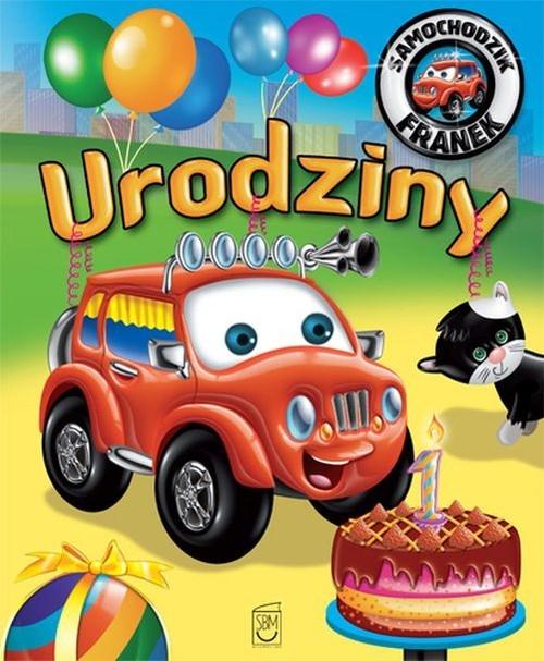 Urodziny Samochodzik Franek Wójcik Elżbieta