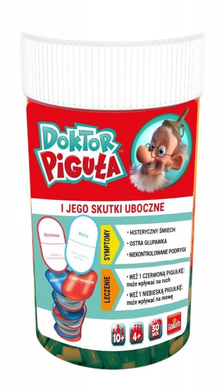 Gra Doktor Piguła, Weź Pigułkę (76594)