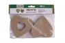 Kształty kartonowe Hearts (448862)