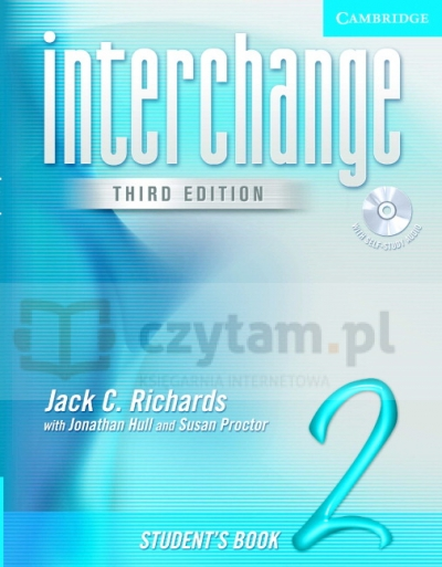 Interchange 3rd Ed 2 SB+CD