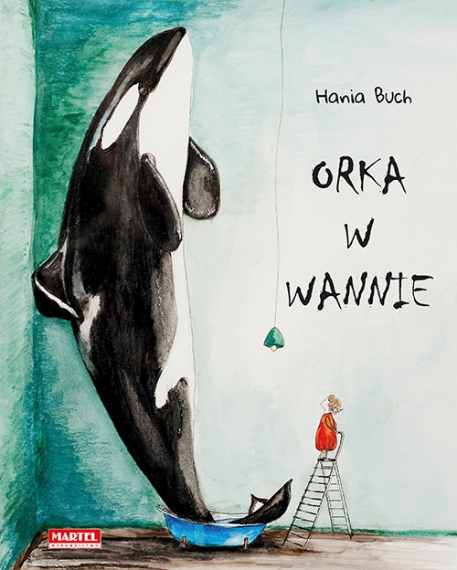 Orka w wannie Buch Hania