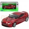 WELLY Aston Martin V12 Vantage, czerwony (WE24017)
