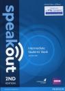 Speakout Intermediate Student's Book + DVD