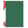 Teczka ofertowa OFFICE PRODUCTS, PP, A4 40 koszulek zielona
