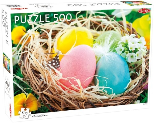 Puzzle Easter 500