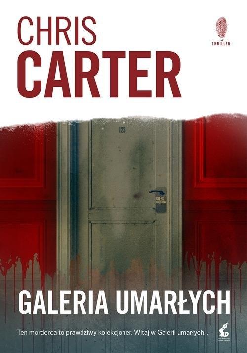 Galeria umarłych Carter Chris