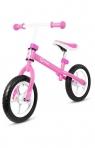 Rowerek biegowy Fin różowy (69948)