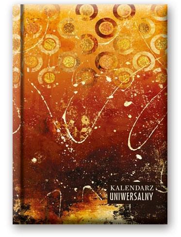 Kalendarz książkowy B6 uniwersalny Soft