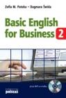 Basic English for Business 2 -książka z płytą CD