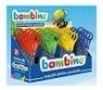 Nożyczki szkolne BAMBINO mix kolorów .