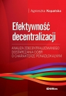 Efektywność decentralizacji