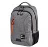 Plecak Be.bag Grey melange