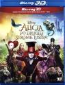 Alicja po drugiej stronie lustra (2 Blu-ray) 3D James Bobin