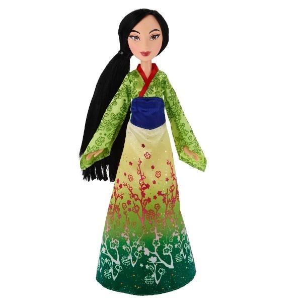 DPR Księżniczki, Mulan
