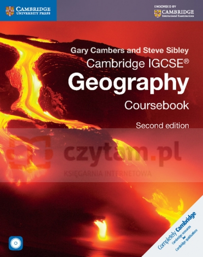 Cambridge IGCSE Geography 2nd ed Coursebook with CD-ROM Gary Cambers, Steve Sibley