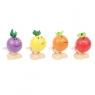 Podskakujące owocki