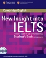 New Insight into IELTS Student's Book with answers + CD Jakeman Vanessa, McDowell Clare