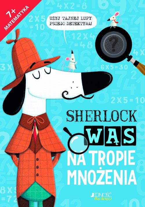 Sherlock Wąs na tropie mnożenia Marx Jonny