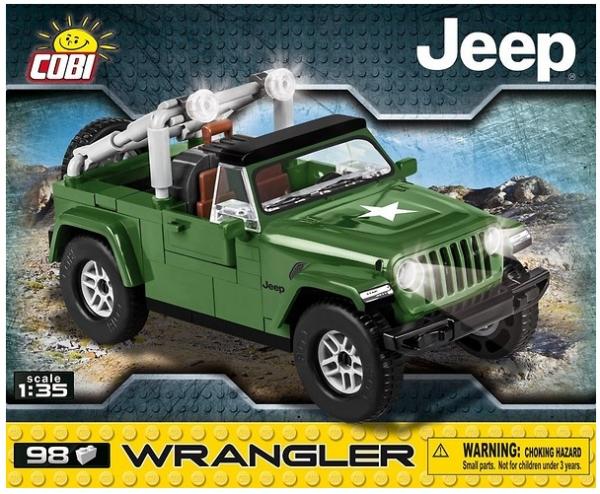 Armia Jeep Wrangler Mill tary (24095)