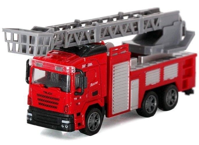 Straż pożarna - metalowa 1:64 (110950)