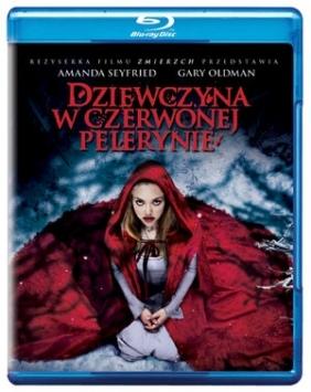 Dziewczyna w czerwonej pelerynie (Blu-ray)