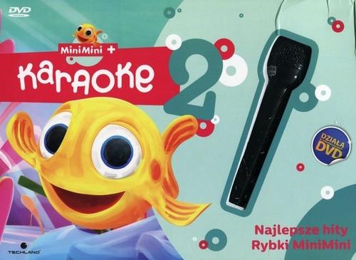 Karaoke MiniMini 2 Najlepsze hity Rybki MiniMini