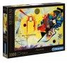 Puzzle 1000: Museum Collection - Kandinsky, Yellow-Red-Blue (39195)
